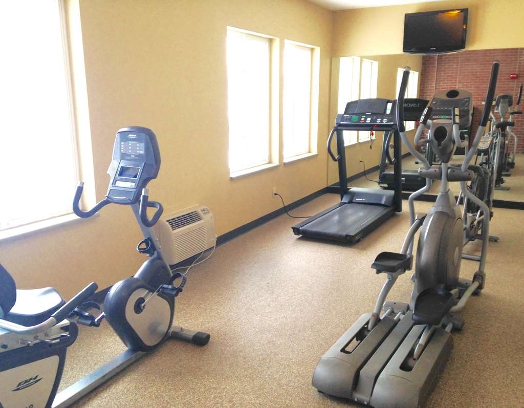 Best Western Nebraska City Inn - exercise chambre