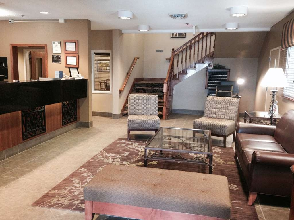 Best Western Nebraska City Inn - Vue du lobby