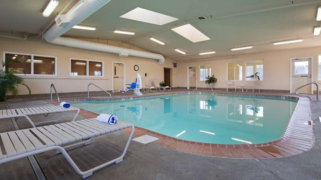 Best Western Nebraska City Inn - Vue de la piscine