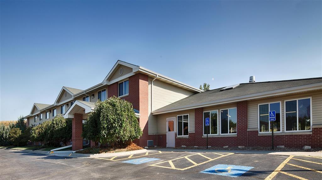 Best Western Nebraska City Inn - Außenansicht