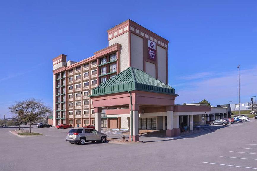 Best Western Plus Kelly Inn - Area esterna