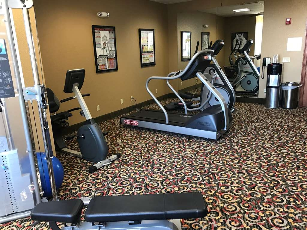 Best Western Plus Mid Nebraska Inn & Suites - Club de remise en forme