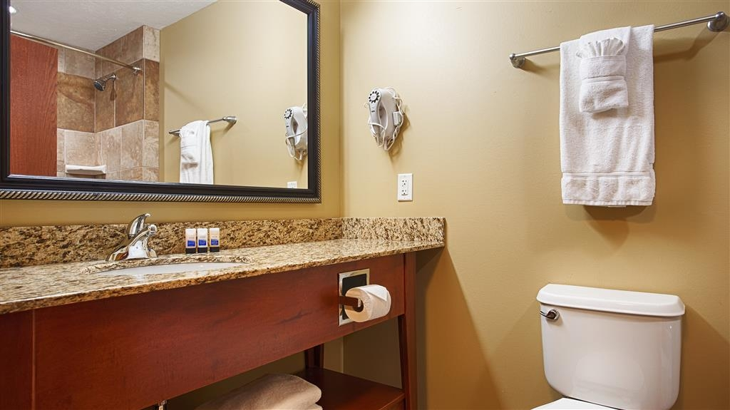 Best Western Plus Grand Island Inn & Suites - Bagno