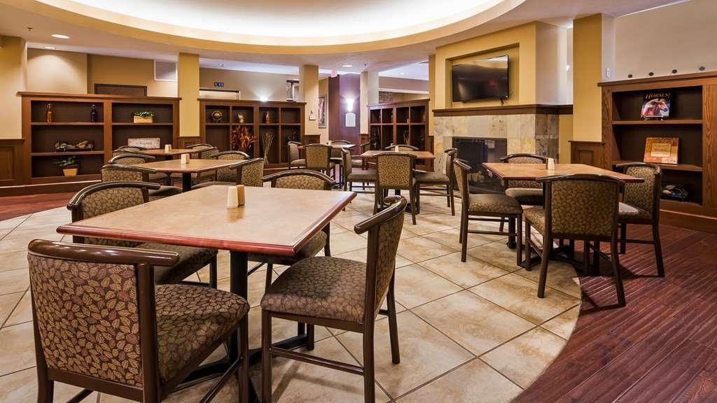 Best Western Plus Grand Island Inn & Suites - Restaurant / Gastronomie