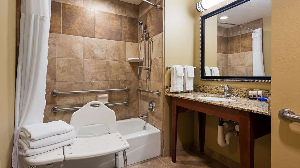 Best Western Plus Grand Island Inn & Suites - Camere / sistemazione