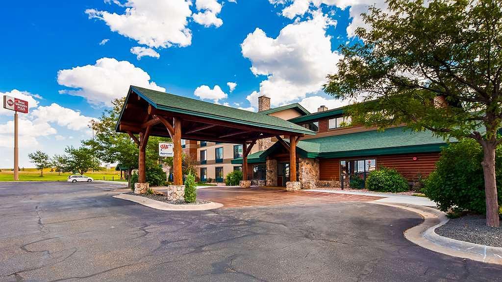 Best Western Plus Sidney Lodge - Vista exterior