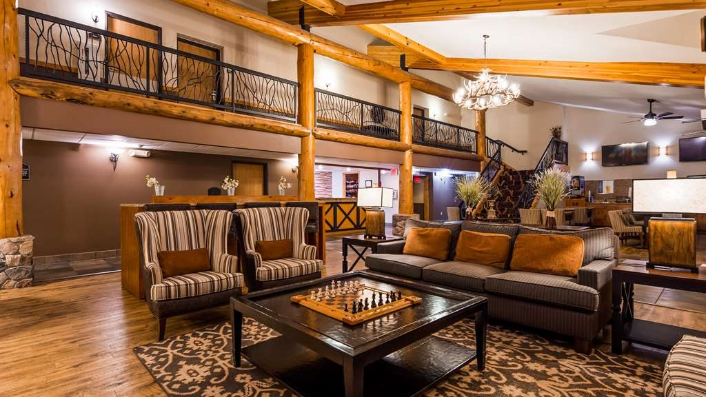 Best Western Plus Sidney Lodge - At the Best Western Plus Sidney Lodge we focus on the details to make you feel at home.