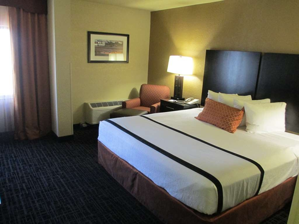 Best Western Plus North Platte Inn & Suites - Habitaciones/Alojamientos