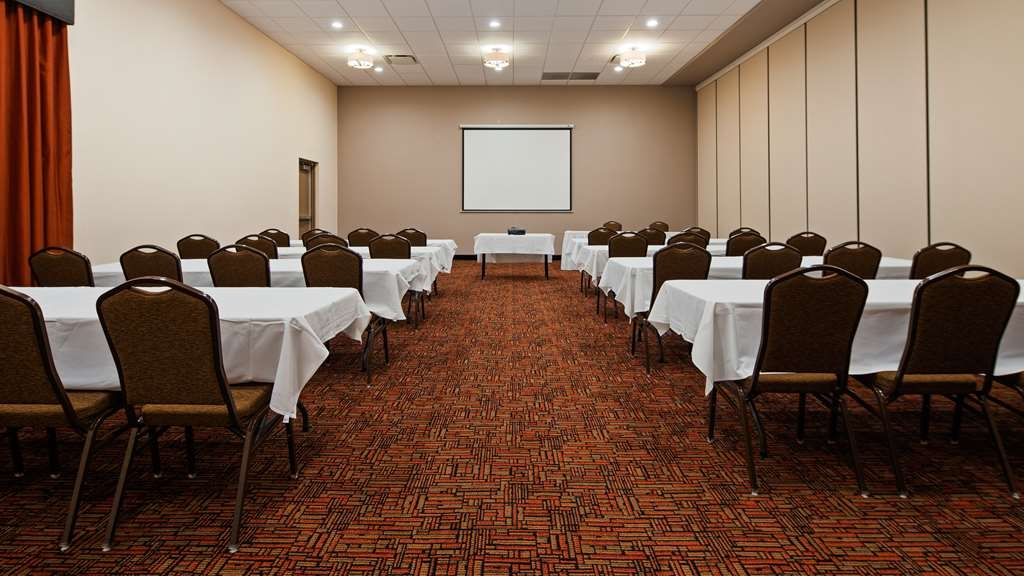 Best Western Plus North Platte Inn & Suites - Host your next meeting in our meeting space.