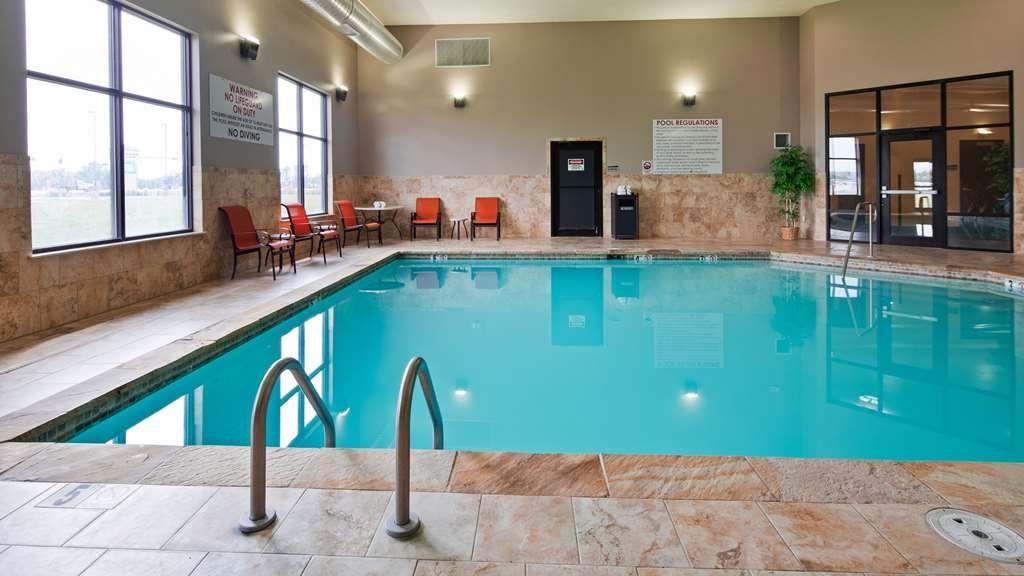 Best Western Plus North Platte Inn & Suites - Make a splash in our indoor pool year round.