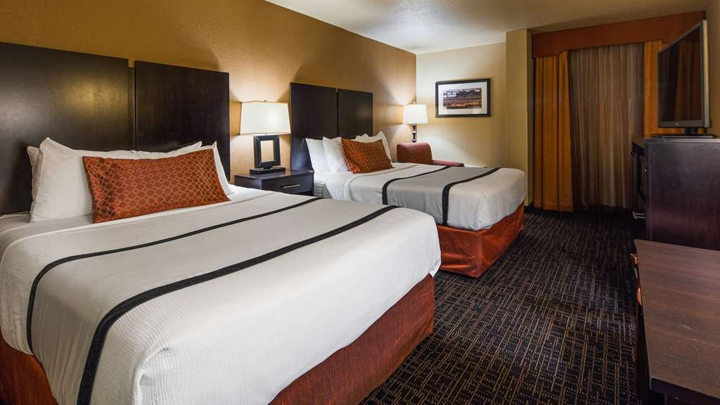 Best Western Plus North Platte Inn & Suites - We know you'll sleep well while you're with us.