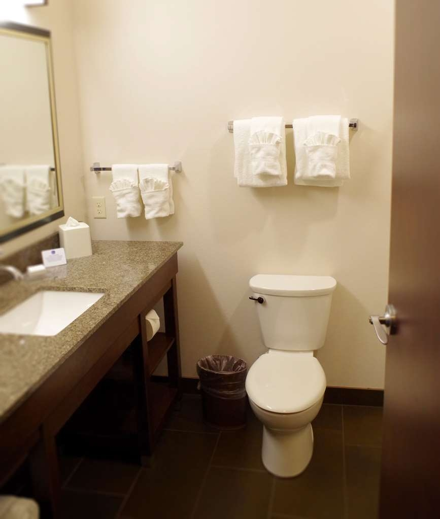 Best Western Plus Lincoln Inn & Suites - Badezimmer
