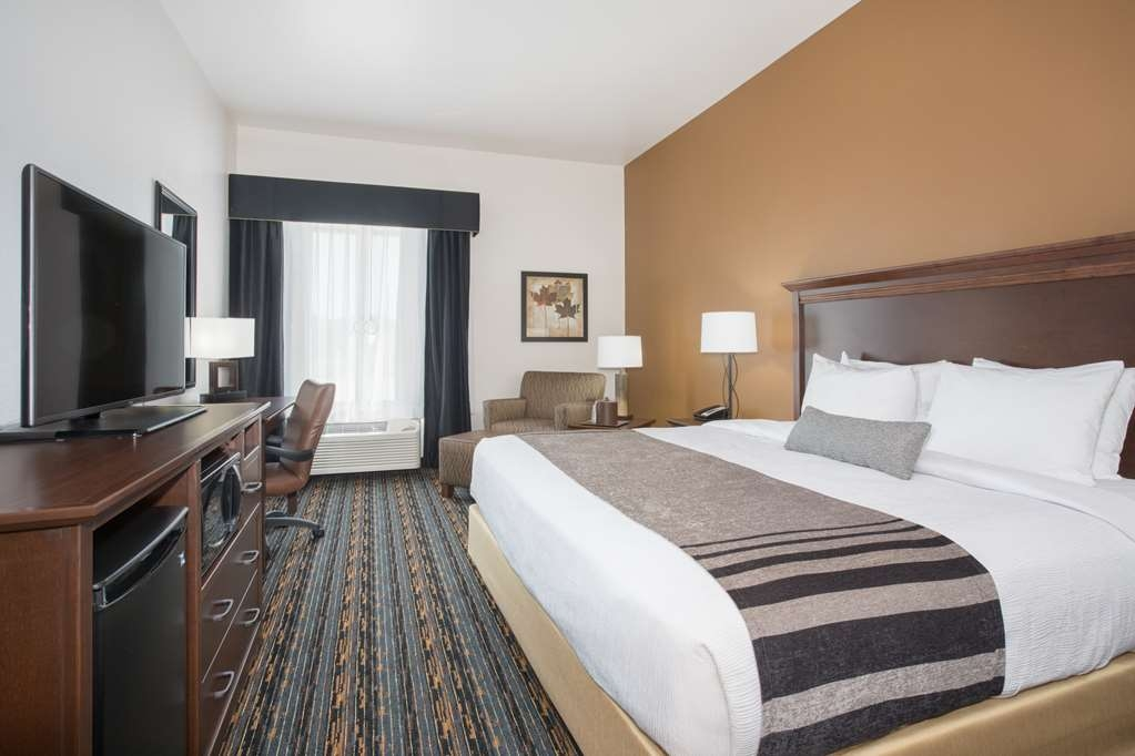 Best Western Plus Lincoln Inn & Suites - Chambres / Logements