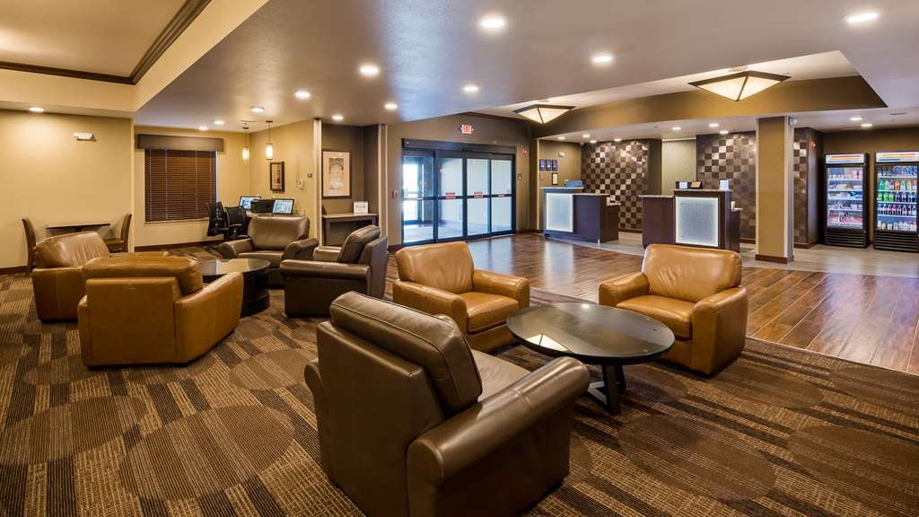 Best Western Plus Lincoln Inn & Suites - Lobbyansicht