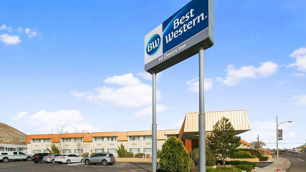Best Western Hi-Desert Inn - Vue extérieure