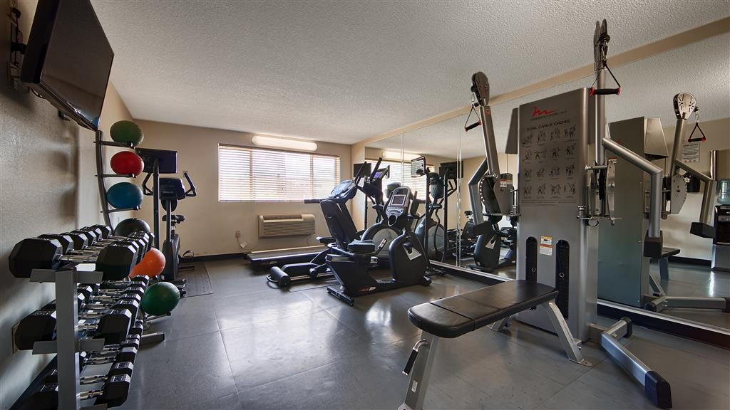 Best Western Hi-Desert Inn - Exercise Room