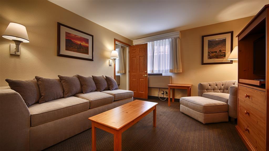 Best Western Hi-Desert Inn - Chambre