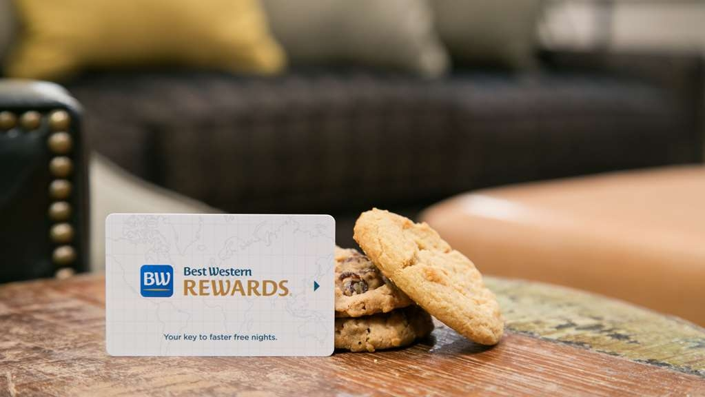 Best Western Hi-Desert Inn - Get rewarded when you stay with us.