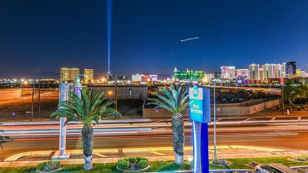 Hotel in Las Vegas | Best Western McCarran Inn