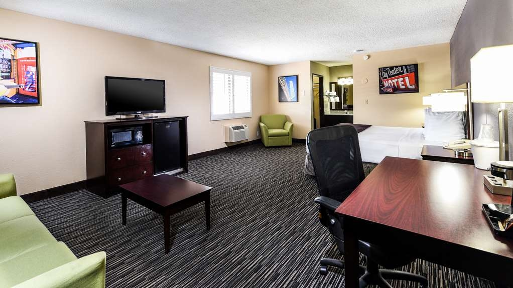 Best Western McCarran Inn - Gästezimmer/ Unterkünfte