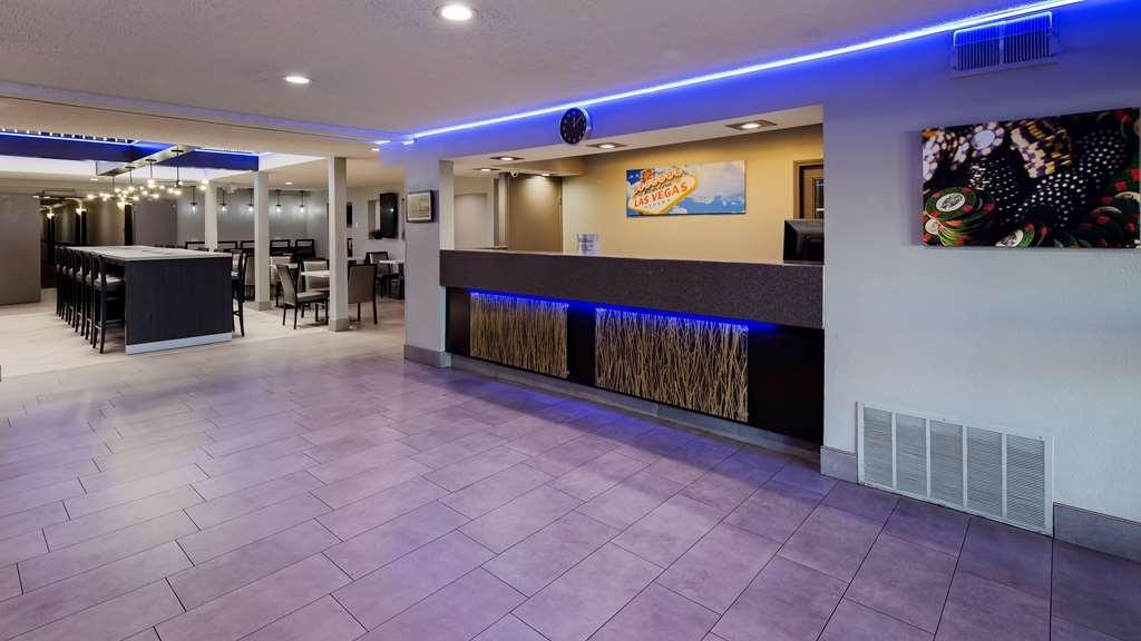 Best Western McCarran Inn - Lobbyansicht