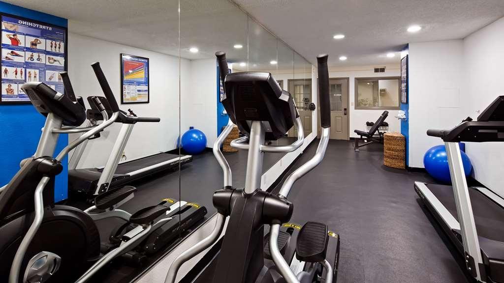 Best Western McCarran Inn - Fitnessstudio