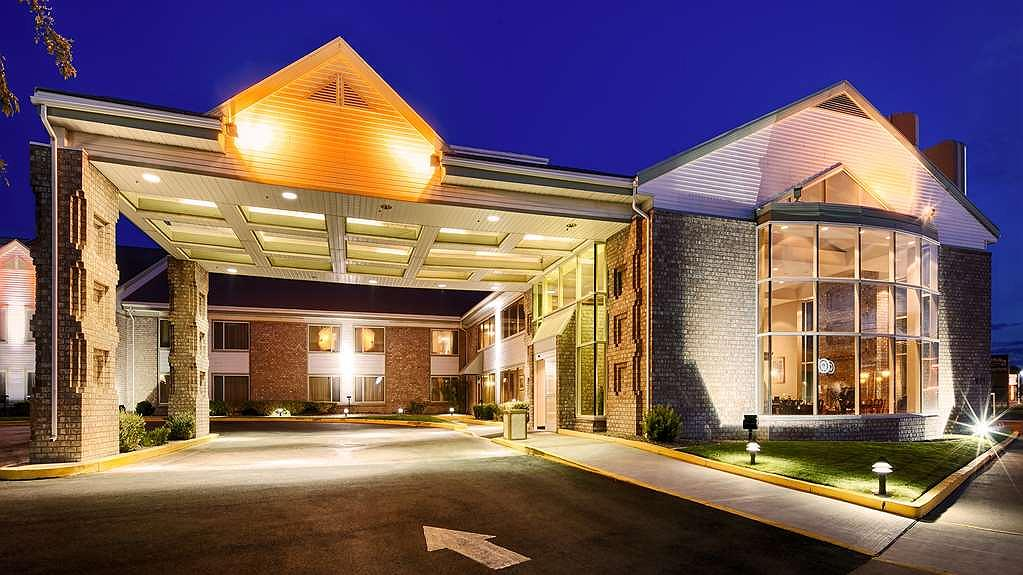 Best Western Plus Gold Country Inn - Vista exterior
