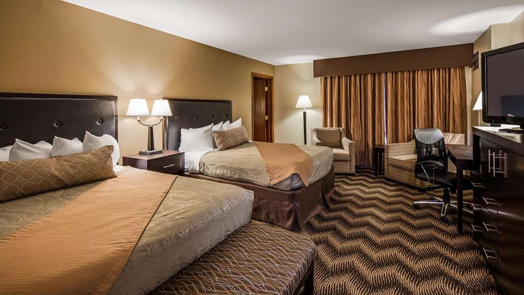 Best Western Plus Gold Country Inn - Guest room