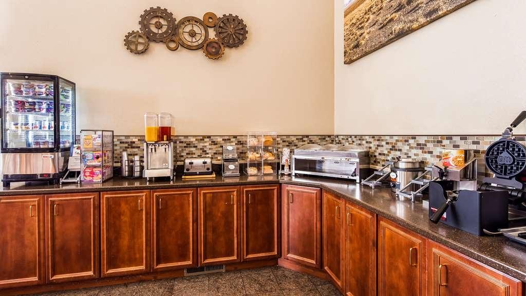 Best Western Plus Gold Country Inn - Restaurant / Gastronomie