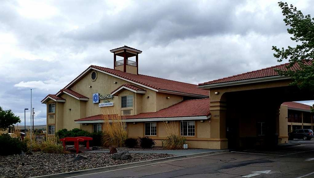 SureStay Hotel By Best Western Fernley - Aussenansicht