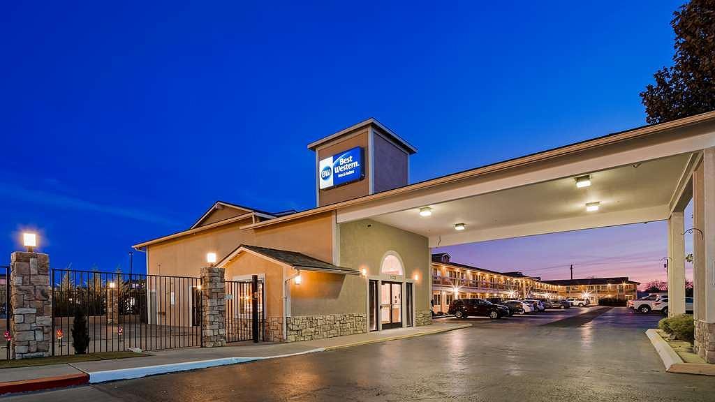 Best Western Fallon Inn & Suites - Vista exterior