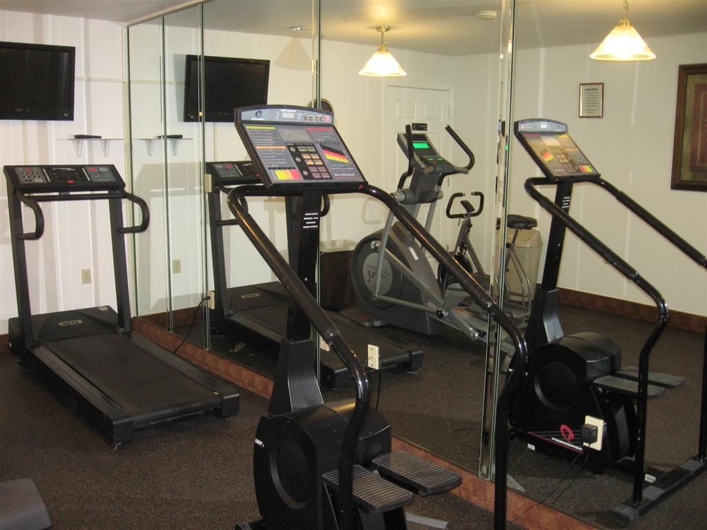 Best Western Fallon Inn & Suites - exercise chambre