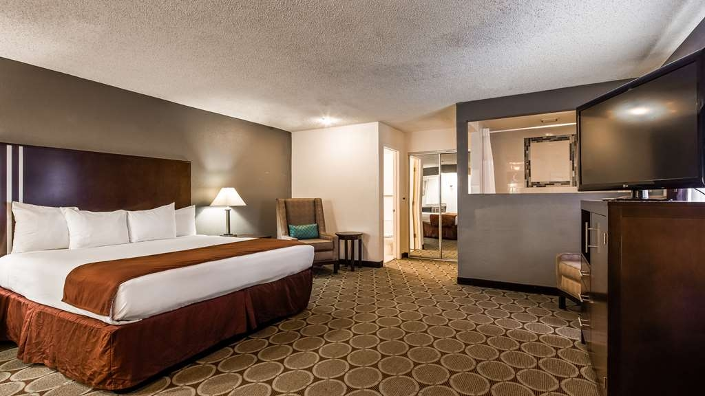 Best Western Pahrump Oasis - Guest room