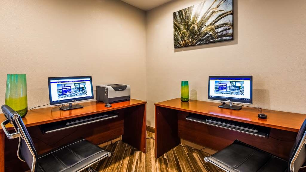 Best Western Pahrump Oasis - Business center