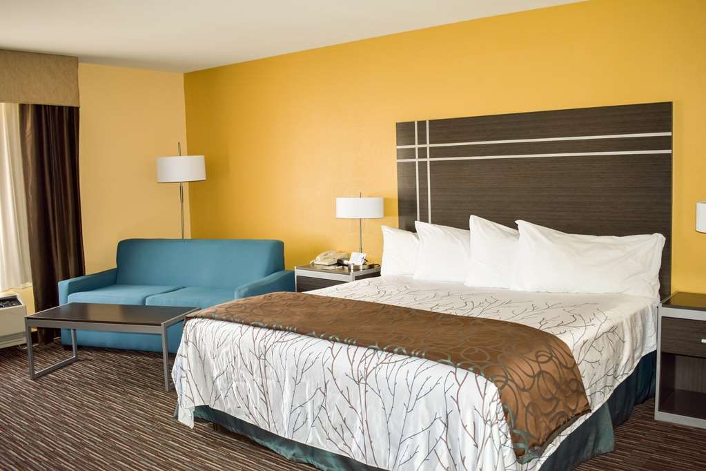 Best Western Topaz Lake Inn - King Guest Room with Mountain/Lake View