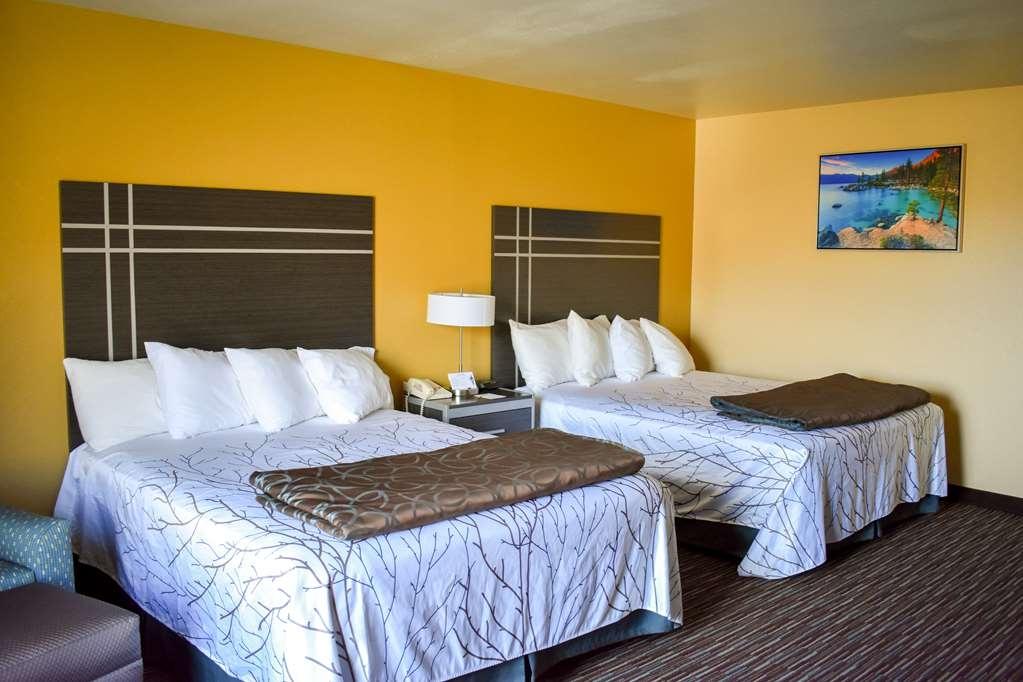 Best Western Topaz Lake Inn - Two Queen Guest Room