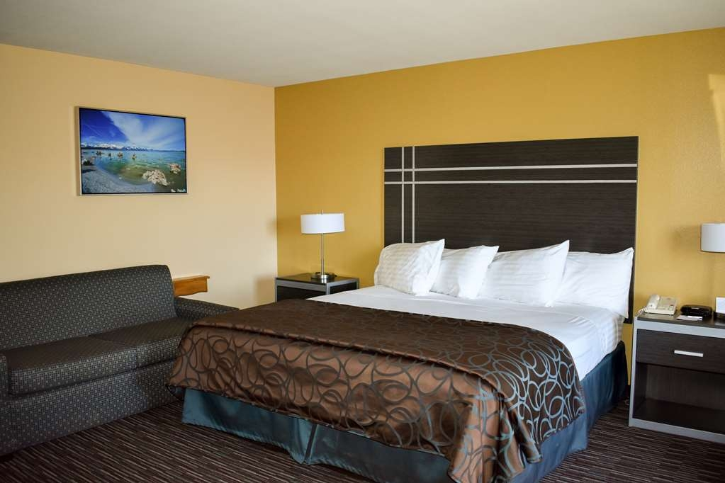 Best Western Topaz Lake Inn - King Guest Room with Partial View