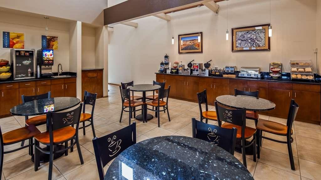 Best Western Topaz Lake Inn - Restaurant