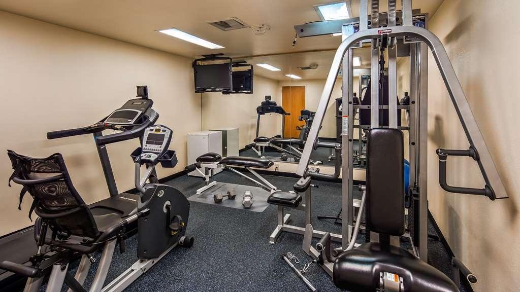 Best Western Topaz Lake Inn - Health club