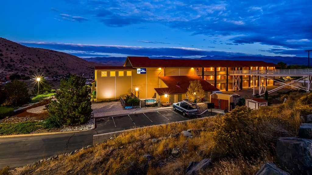 Best Western Topaz Lake Inn - Exterior view