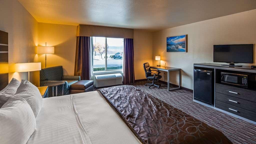 Best Western Topaz Lake Inn - Guest room