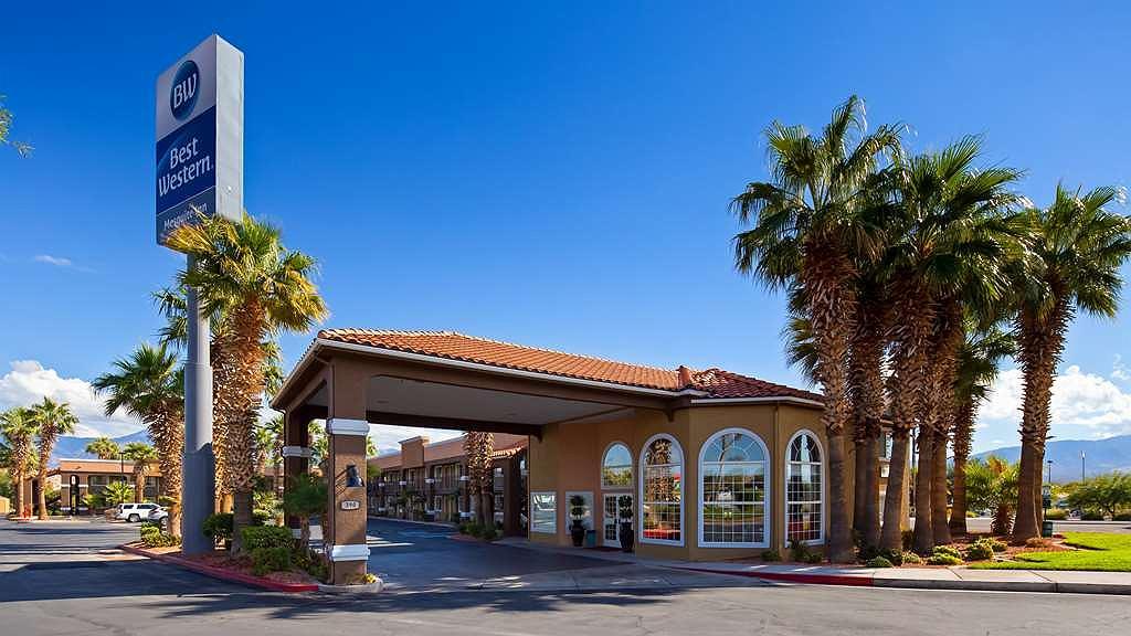 Best Western Mesquite Inn - Vue extérieure