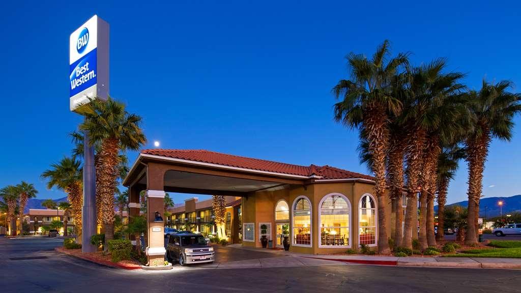 Best Western Mesquite Inn - Facciata dell'albergo
