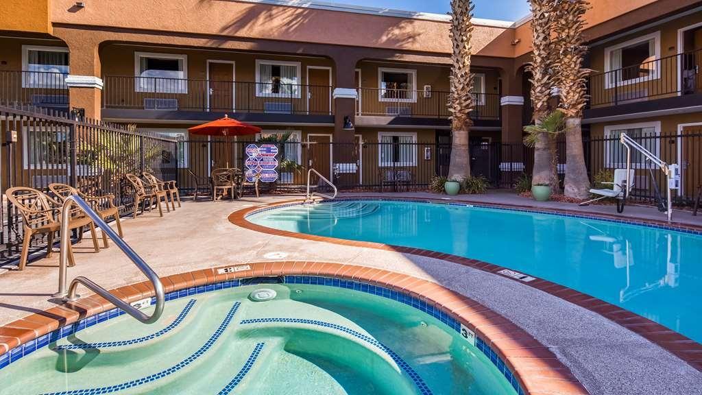 Best Western Mesquite Inn - Vue de la piscine