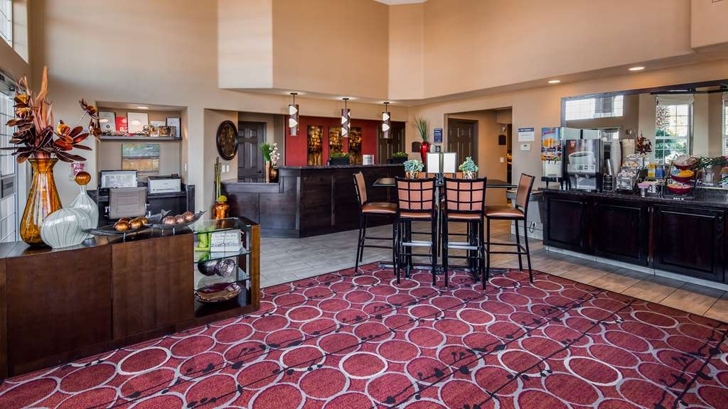 Best Western Mesquite Inn - Hall