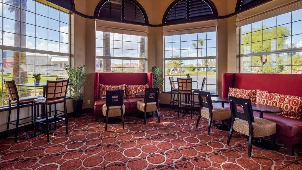 Best Western Mesquite Inn - Vue du lobby