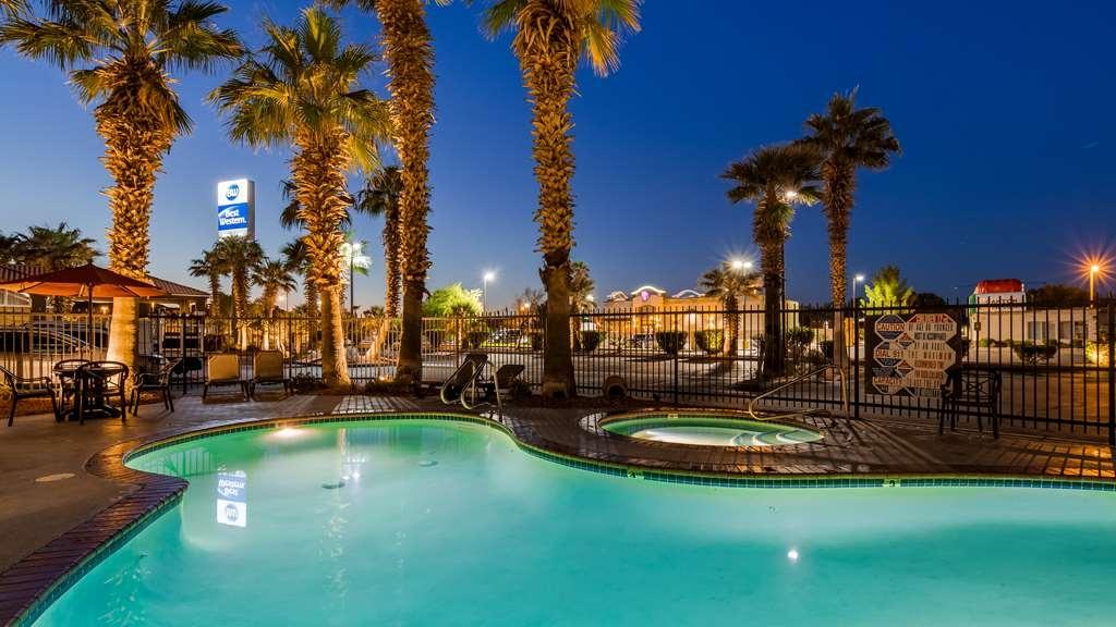 Best Western Mesquite Inn - Piscina