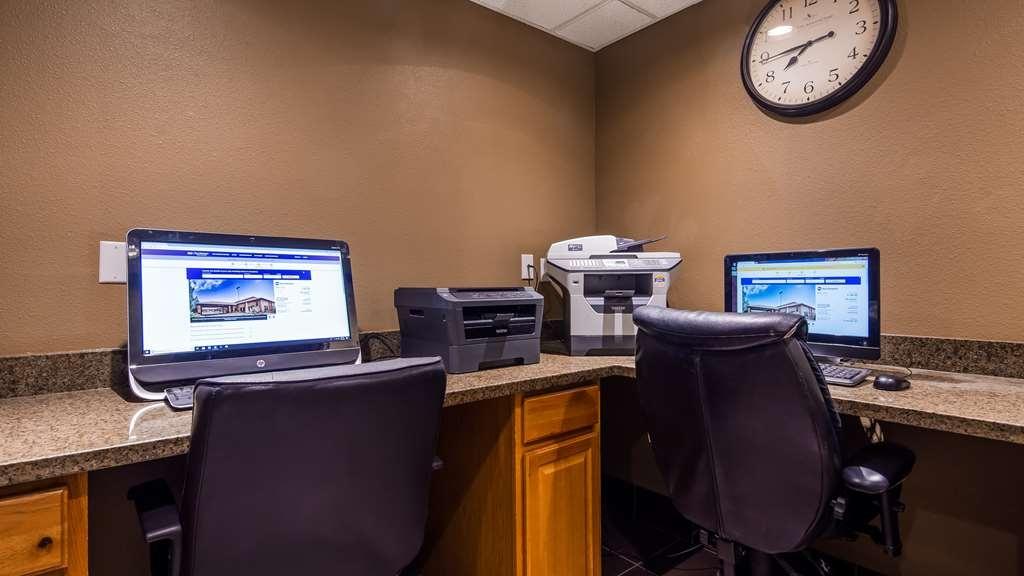 Best Western Elko Inn - centro de negocios-característica