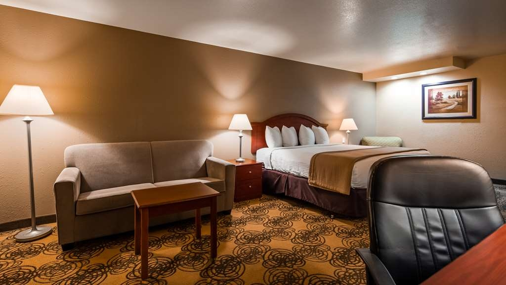 Best Western Elko Inn - Habitaciones/Alojamientos
