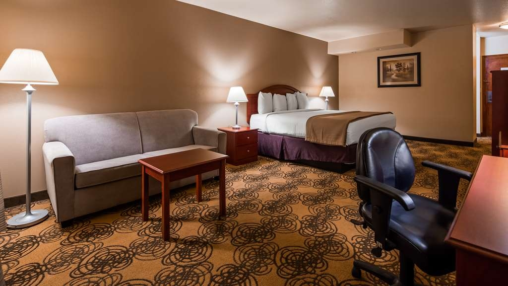 Best Western Elko Inn - Camere / sistemazione